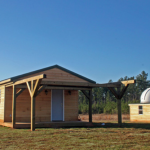 Roll Off Roof Observatory